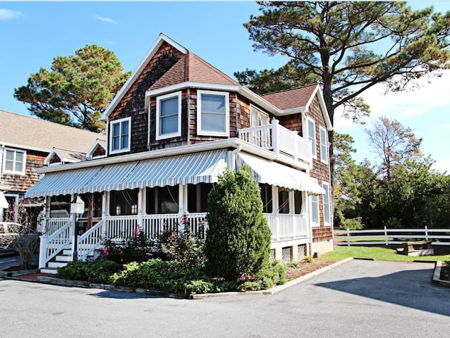 B22GP: 3BR Bethany Crossing Home - Easy 3 Block Stroll to the Beach