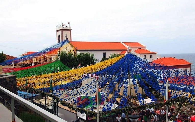 CASA MARE 2 mit spektakulärem Blick! - Ponta Delgada - House