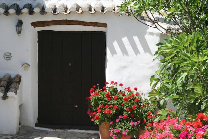 Casita Galgo, Cortijo las Rosas - Andalucía - House