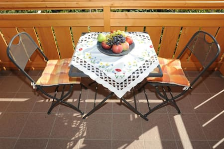 """Cozy Apartment """"Ferienwohnung Lagrein"""" with Mountain View, Wi-Fi & Balcony; Parking Available"""