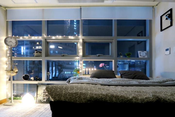 ★Big City View★MyeongDong Guest house