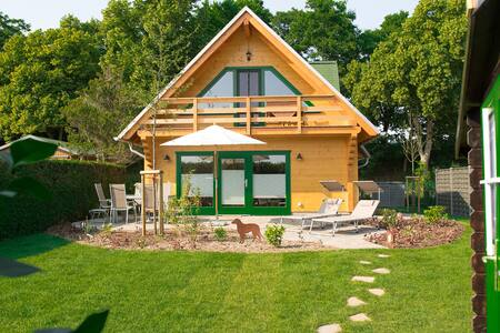 Ferienhaus Neukalen Kummerower See Alleingrundst.