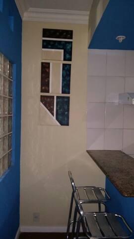 Apartamento em Copacabana até 4 pessoas!! - Rio de Janeiro - Apartment