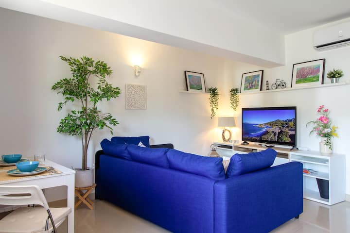 NEW! Bright 1-bedroom apartment in Port de Soller