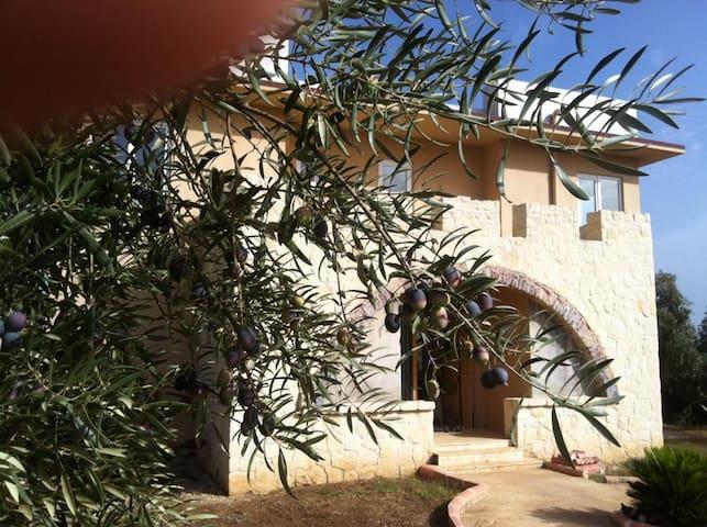 Çiftlik içinde villa - Antalya