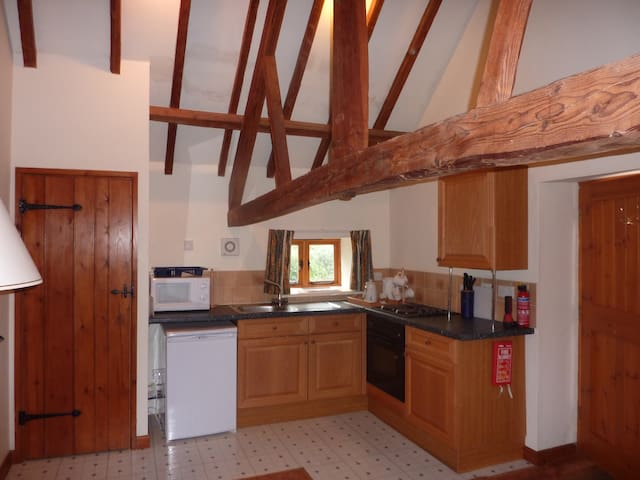 Cosy one bed accommodation in Wye Valley