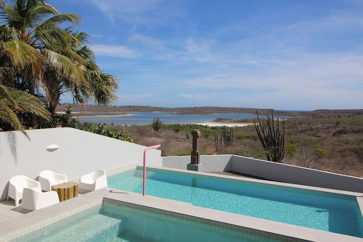 Stunning brand new villa with a spectacular view!