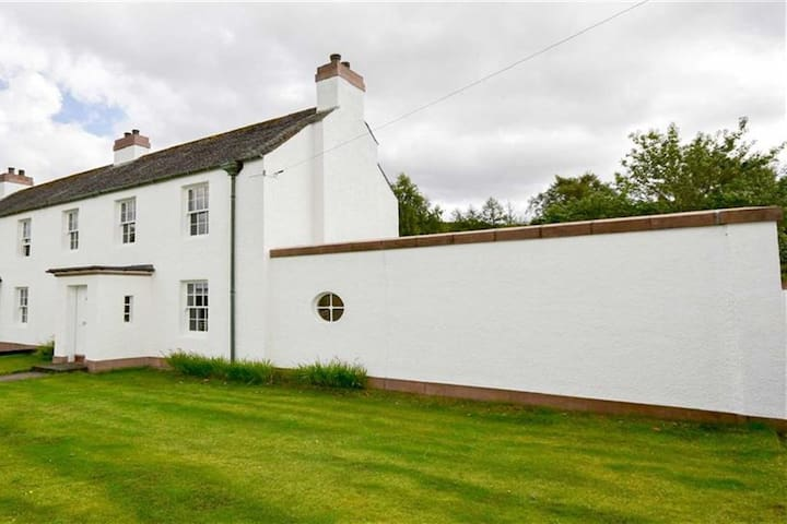 Distillery cottage in the heart of the Spey Valley