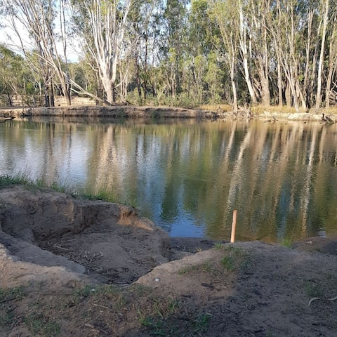 Habitat Cobram Stays close to the Murray river
