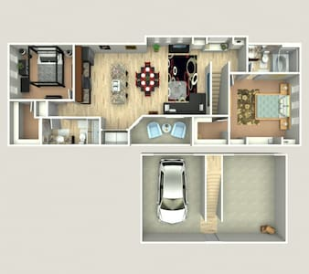 Looking for a place to Stay without the heavy Pay? - Las Vegas - Loft