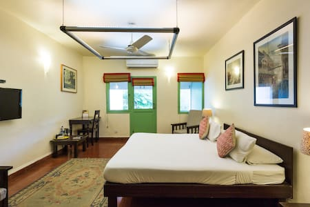 Nizamuddin Exotic Home Stay- Room 112 - Nueva Delhi