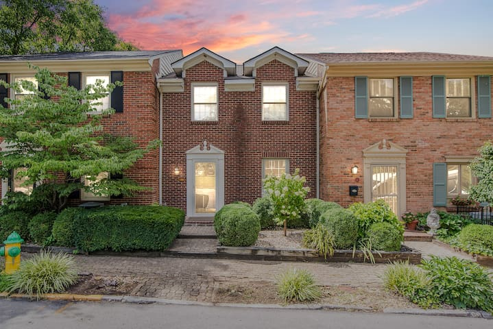 Mentelle Park TownHome/Walk to DTown/5min to Rupp