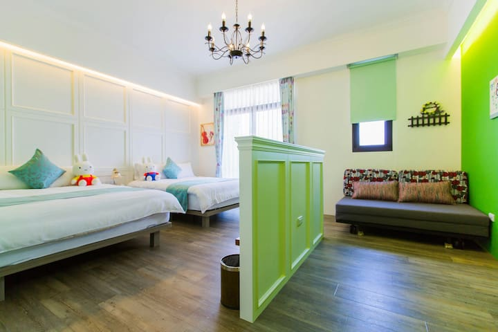Four cozy Superior Room - Wujie Township - Bed & Breakfast