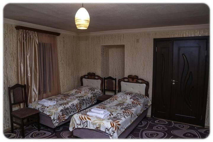 lyusi Hostel double room