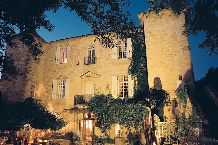 Château d'Arpaillargues ***