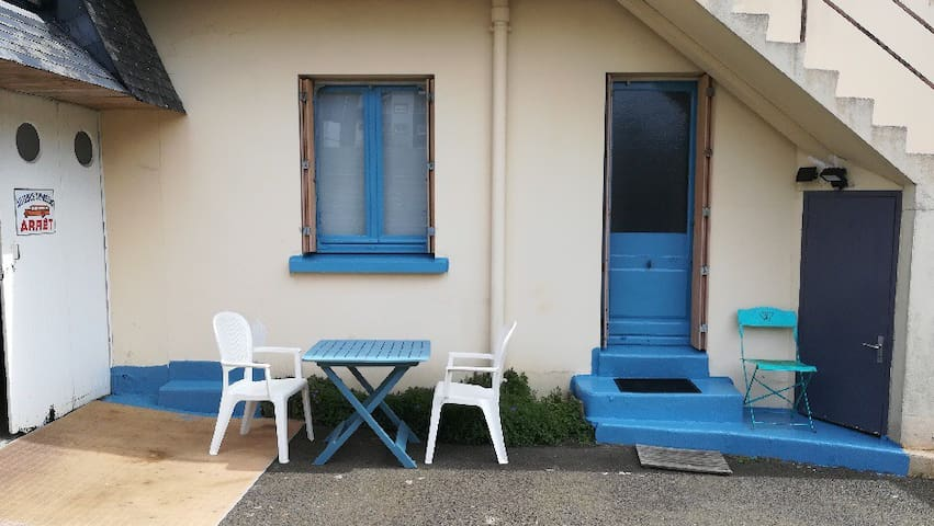 Next to a family from Cancale and Vendée 20m²