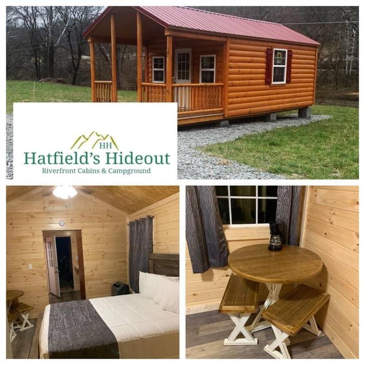 Hatfield's Hideout 1 BR