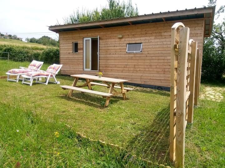 Charmant bungalow à la campagne (1)
