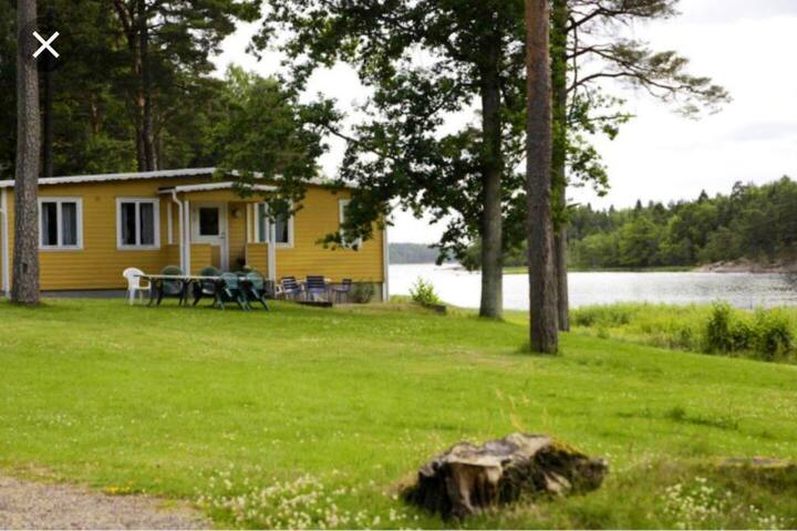 Cottage and hostel for 12-110 person