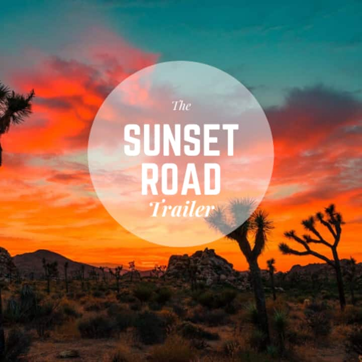 Sunset Road Trailer - Hot Tub☆Hammocks☆Horseshoes