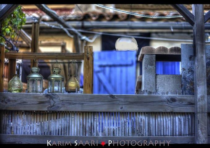 The CABANON - Marsylia