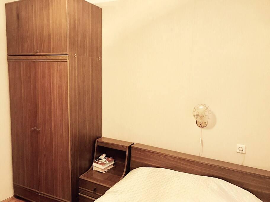 Badroom Спальня