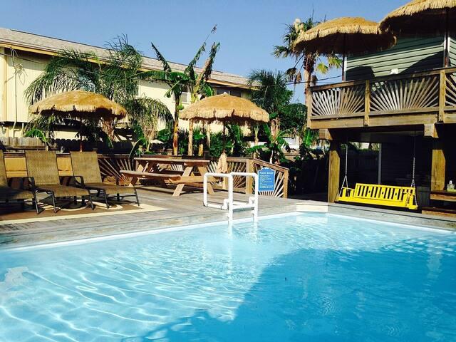 The Wet Mermaid, Luxury Vacation Home