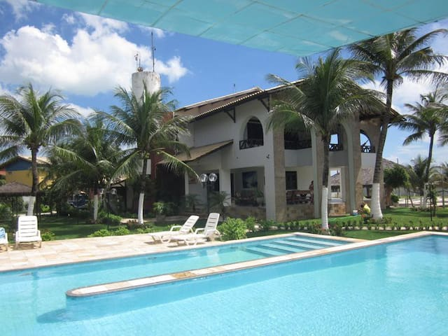 Private Beachfront 500m2 Villa  + Pool