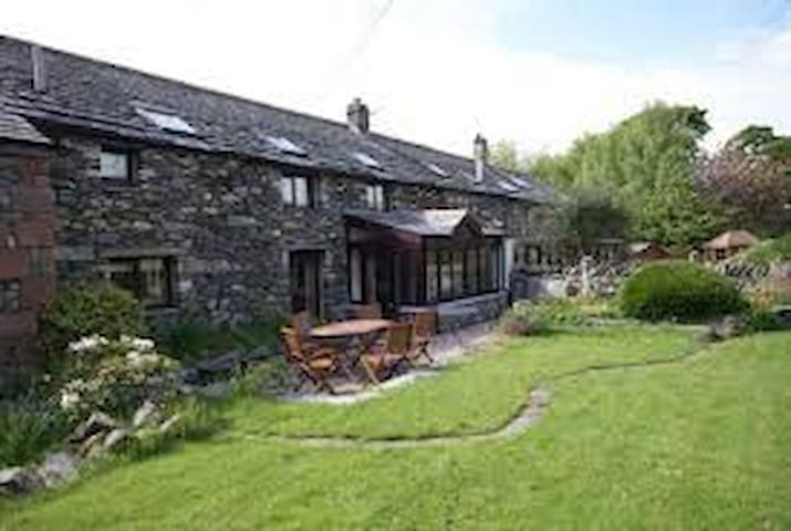 Goosemire Cottage, Bampton, Lake District, 3 beds - Bampton - Hus