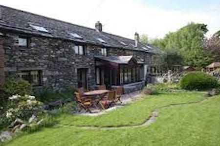 Goosemire Cottage, Bampton, Lake District, 3 beds - Bampton