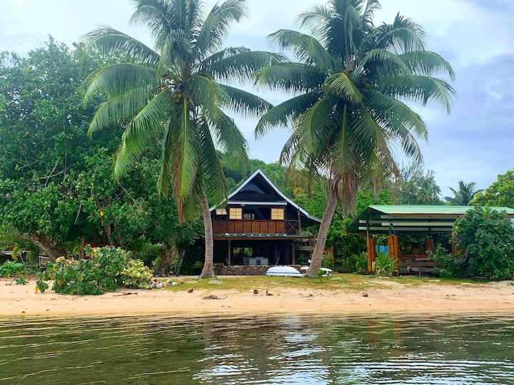 The Twin coconut House