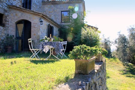 Country House B&B Colle Perrini - Casperia