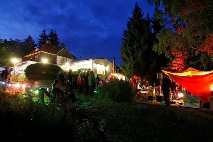 Unterkunft im Ferienland Luhme - Rheinsberg - Bungalow