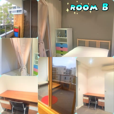 Furnished Private Room - Best Location in Rhodes - Rhodes