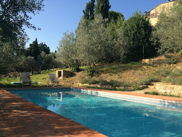 Beautiful farmhouse near Florence - Impruneta - Villa