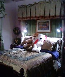 Liz's guest room