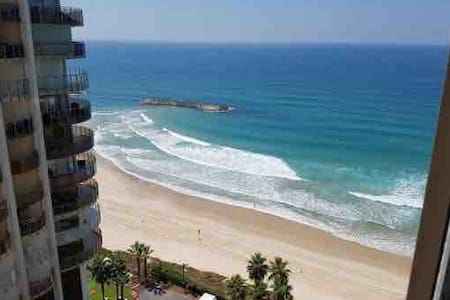 Beachfront Studio Sea View @ Daniel Hotel Herzliya