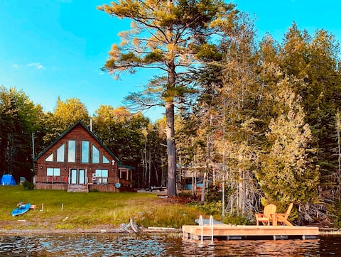 Chalet on the lake