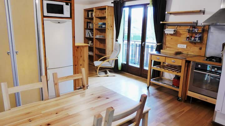 Large studio 4 persons - Annecy Lake