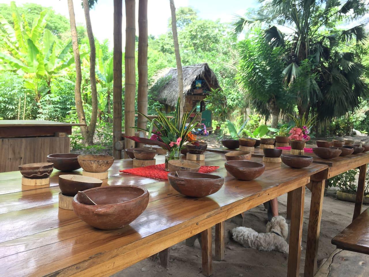Common space - kitchen