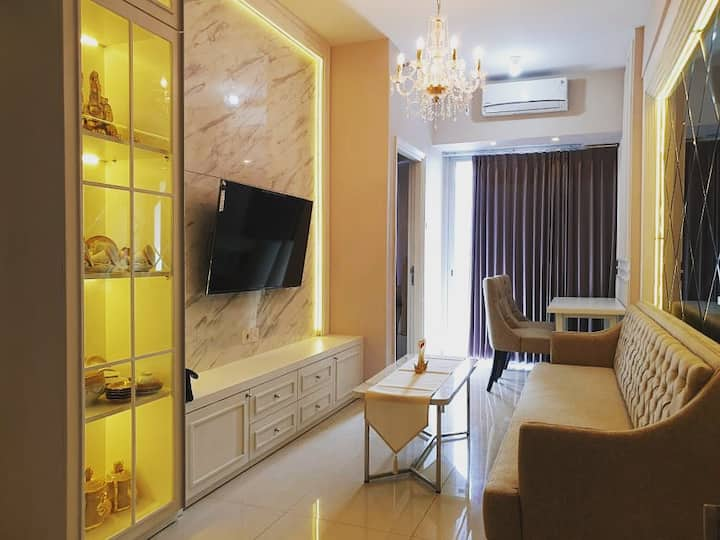 Luxury Anderson Apartment On Top of Pakuwon Mall