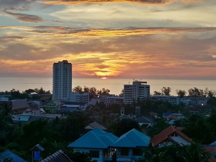Best sea-view in Karon