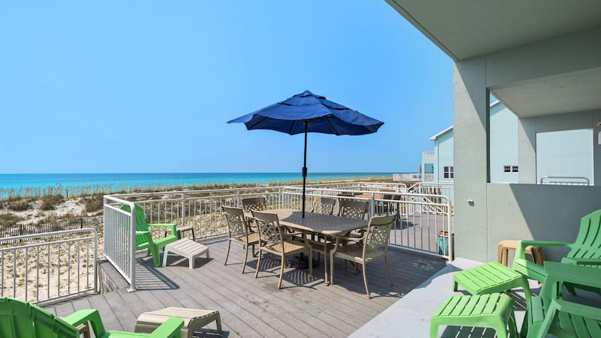 White Sands 19 (451) 4 bedroom/4 bathroom Gulf Front Townhouse-WhiteSands 19
