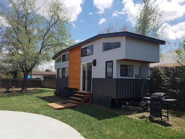Denver Tiny House - As Seen on Tiny House Nation!