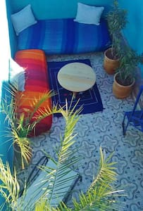 HOME B&B Triple Room - Medina - Marrakesh - Bed & Breakfast
