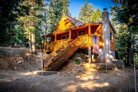 Hidden Haven Cabin | Duck Creek Village
