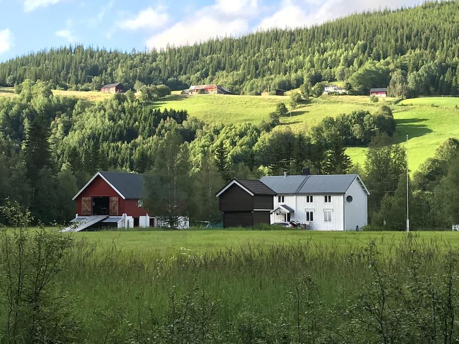 Vacation Homes For Rent In Haltdalen