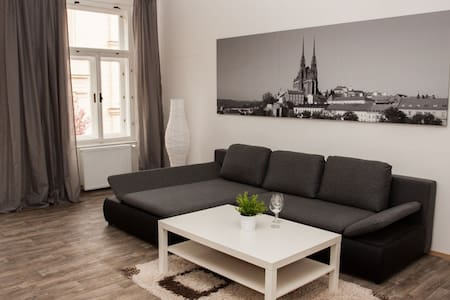 Comfy apartment in the city centre - Wohnung