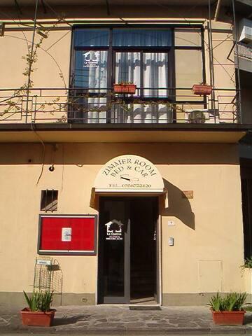 camere matrimoniali a pochi km da Firenze