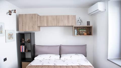 Apartamento nuevo, cerca de Bérgamo y orio al serio(bgy)
